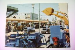 FIERA DEL LEVANTE   MECCANICA AGRICOLA     ( TOSELLI )     BARI  PUGLIA  NON  VIAGGIATA  COME DA FOTO - Ferias