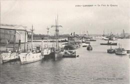 LORIENT LE PONT DE GUERRE BATEAU PAQUEBOT 56 MORBIHAN - Lorient