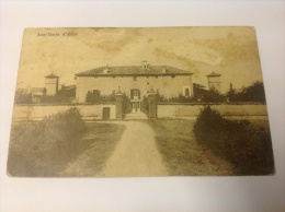 SANT'ILARIO D'ENZA - Cartolina FP V 1931 CATTIVE CONDIZIONI - Other Cities