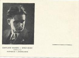 Damjan Vahen - Svetinov - Verkisto - Slovenio-Jugoslavio - Esperanto