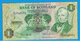 ESCOCIA - Scotland = 1 Pound 1984   P-111 - 1 Pound
