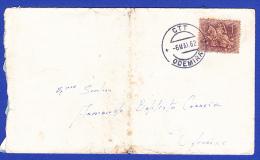 CTT . ODEMIRA - 6.MAI.62 - 1910-... República