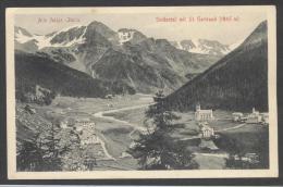 4491-SULDENTAL MIT ST.GERTRAUD(BOLZANO)-1924-FP - Bolzano (Bozen)