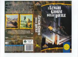 I LUNGHI GIORNI DELLE AQUILE - 1969 - VHS - Geschichte