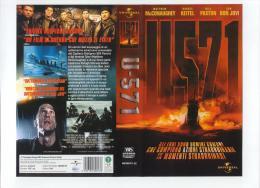 U-571 - 1999 - VHS - History