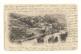 Cp, 43, Chilhac, Près Brioude, Voyagée 1902 - Autres Communes