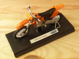 Welly 19660, KTM 450 SX Racing, 1:18 - Motos