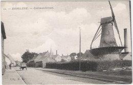 Hooglede : Molen - Windmolen  ( Cortemarckstraat )   . Staat :  Zeer Goed . - Hooglede