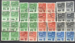 _3v989: Lot Of  32 Stamps...zegels... Om Verder Uit Te Zoeken.... - Japon