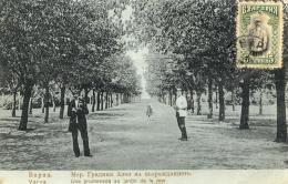 BULGARIA - VARNA - BULGARIE - + TIMBRE AU RECTO - 1911 - Bulgaria
