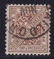 Württemberg MiNr. 256 Gest. Gepr. - Wuerttemberg