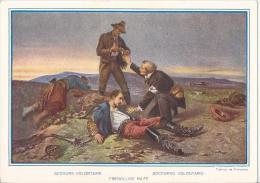 7429 - Secours Volontaire Tableau De Dumaresq Henri Dunant  Format 10x15 - Croix-Rouge