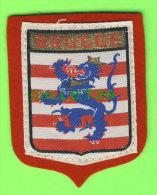 ÉCUSSON EN TISSU - BRUGGE - - Blazoenen (textiel)