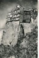ESPAGNE, CASTILLA-LA MANCHA , CUENCA : Casas Colgadas, Maison, House (circulée) - Cuenca