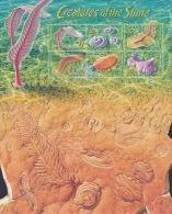 Australia 2005 Creature Of The Slime MS MNH - Blocks & Sheetlets