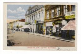 """ROUMANIE  /  SALUTARI  DIN  TURNU-SEVERIN  /  Edit. """" Galeria De CADOURI """", A. MAIER  &  D. STERN  N° 2790 - Roemenië"""