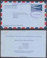 AU 1964 Aerogramme OHMS - Aerogrammes