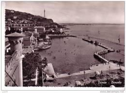 TRIESTE  -  Barcola - N° 8 - Trieste