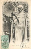 SETIF JOUEUR DE TAM TAM 1903
