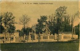 62 SAMER LE CHATEAU DE LA RUELLE - Samer