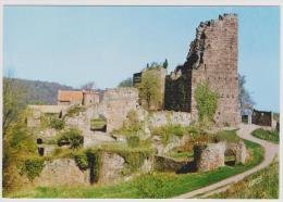 LUTZELBOURG - Le Château - Autres Communes