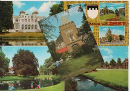 5 POSTCARDS: ZEIST (Utrecht - HOLLAND / Nederland) - 2 Scans - Postkaarten