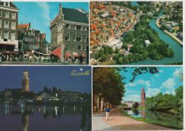 7 POSTCARDS: ZWOLLE  (Overijssel - HOLLAND / Nederland) - 3 Scans - Postkaarten