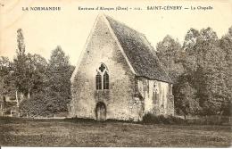 ~ 61  ~  ST  .   CENERY .    La Chapelle  .  Bien Sympa  . - France