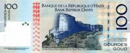 HAITI P. 275b 100 G 2008 UNC - Haiti