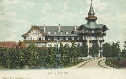 Baarn - Badhôtel -  Kaart Kleuren -1906 ( Verso Zien ) - Baarn