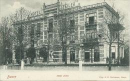 Baarn - Hôtel Zeiler- 190? ( Verso Zien ) - Baarn