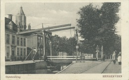Heerenveen - Gartenbrug ( Verso Zien ) - Heerenveen