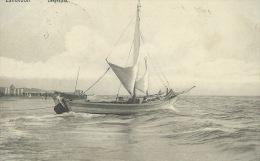 Zandvoort - Zeegezicht - 1910 ( Verso Zien ) - Zandvoort