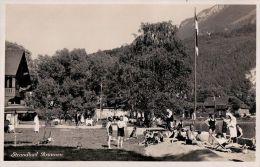 Strandbad Brunnen. Besitzer R. Gennini, Hotel Schweizerhof, Brunnen. - SZ Schwyz