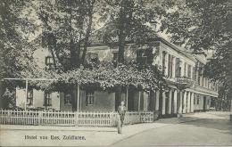 Zuidlaren - Hotel Van Ess - 1910 ( Verso Zien ) - Nederland