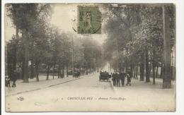 CHOISY LE ROI - Avenue Victor Hugo - Choisy Le Roi