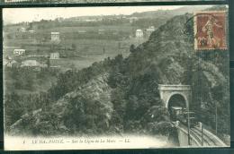 38 - Le Dauphiné -sur La Ligne  De La Mure - - BCU05 - Autres Communes