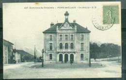 445 - Environs De Grenoble -  Pont De Claix , La Mairie  - BCU22 - Grenoble