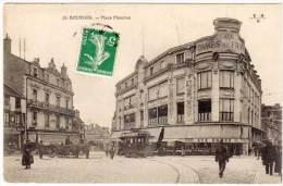 BOURGES - Place Planchat  - Bus .....  (57144) - Bourges