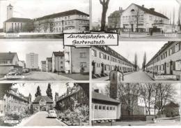 CPSM LUDWIGSHAFEN (Allemagne-Rhénanie Palatinat) - 6 Vues - Ludwigshafen