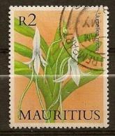 MAURICE - N° 660 - Orchidées Indigènes - O - Maurice (1968-...)
