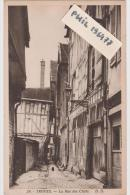 CPA  10 TROYES / La Rue Des Chats. - Troyes