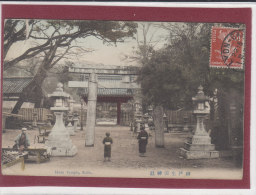 IKUTA TEMPLE  , KOBE - Kobe