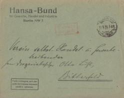 DR Brief Gebühr Bezahlt Berlin 19.9.23 - Allemagne