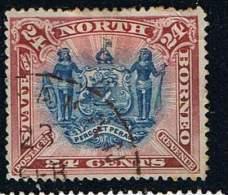 Nordborneo 1894, Michel # 57 O - North Borneo (...-1963)