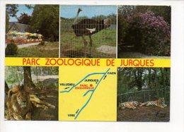 14 Jurques - Multivues Du Parc Zoologique - France
