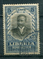 Libéria 1921 - YT 169 (o) - Liberia