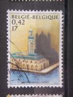 BELGIUM, 2001, Used 17fr, Hassan II Mosque, Scott 1855 - Used Stamps