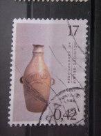 BELGIUM, 2001, Used 17fr, Earthenware Vase, Scott 1858 - Used Stamps