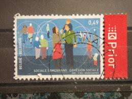 BELGIUM, 2003, Used 49c, Cohesion, Scott 1983 - Used Stamps
